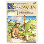 Carcassonne: Hills Sheep