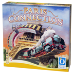 Paris Connection Board Game