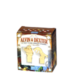 Ticket To Ride: Alvin & Dexter Monster Expansion