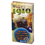 Ticket to Ride: USA 1910 Card Expansion